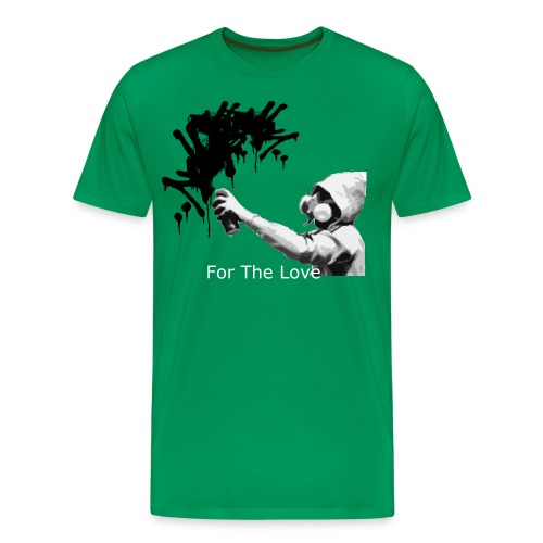 for the love - Men's Premium T-Shirt