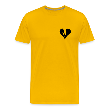 Yellow Heart Breaker Series T-Shirts
