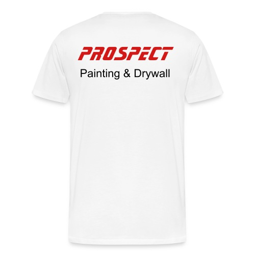 Prospect Painting and Drywall - Men's Premium T-Shirt