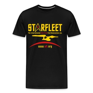 Starship graphic t-shirt 3XL - Men's Premium T-Shirt