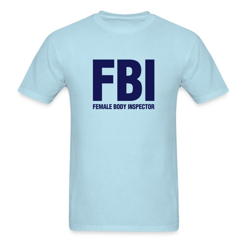 Female Body Inspector - T-shirt pour hommes