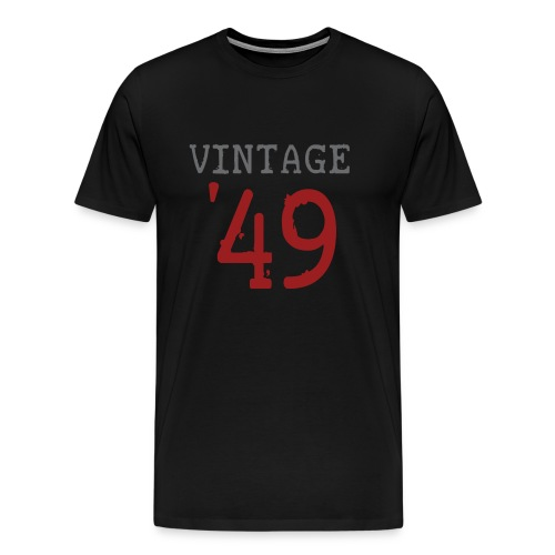 Vintage '49 Tee - Men's Premium T-Shirt