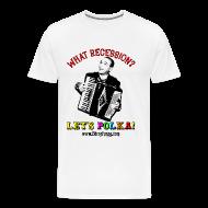 T-Shirts ~ Men's Premium T-Shirt ~ Men's 3XL T-Shirt/White