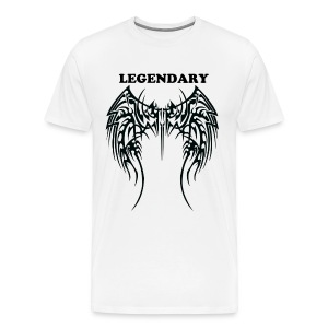 Legendary Wings - Men's Premium T-Shirt