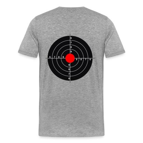 Referee target - Men's Premium T-Shirt