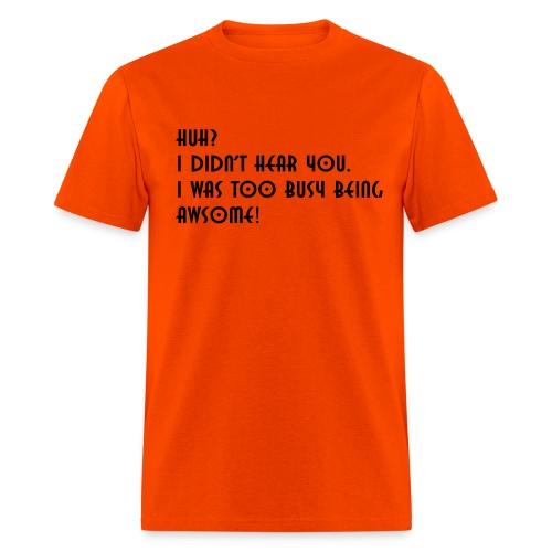 AWSOME - Men's T-Shirt