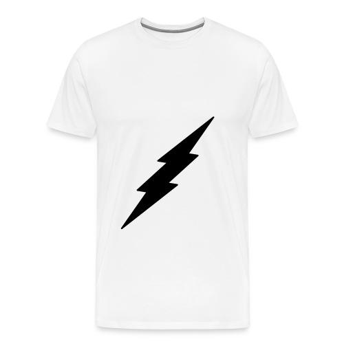 Lightning Bolt  - Men's Premium T-Shirt