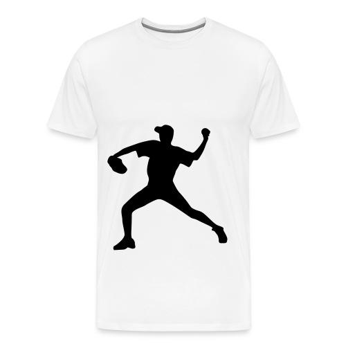 HIT OUT OF THE PARK - Men's Premium T-Shirt