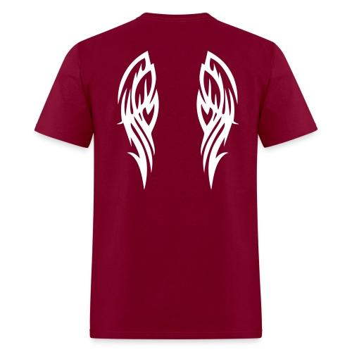 Tribal Wings - Men's T-Shirt