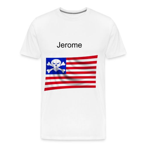 Jerome - Men's Premium T-Shirt