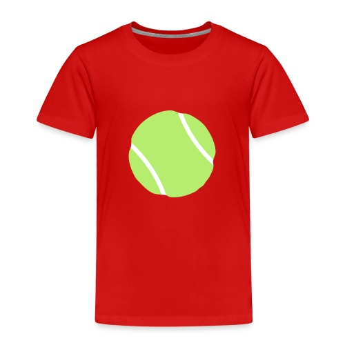 Tennis Kids - Toddler Premium T-Shirt