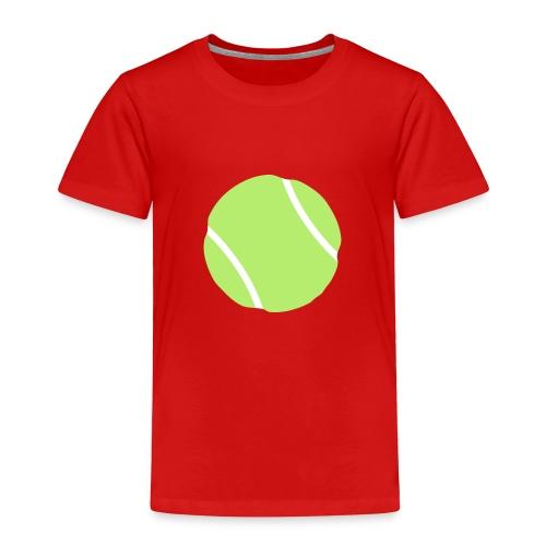 Tennis Ball - Toddler Premium T-Shirt