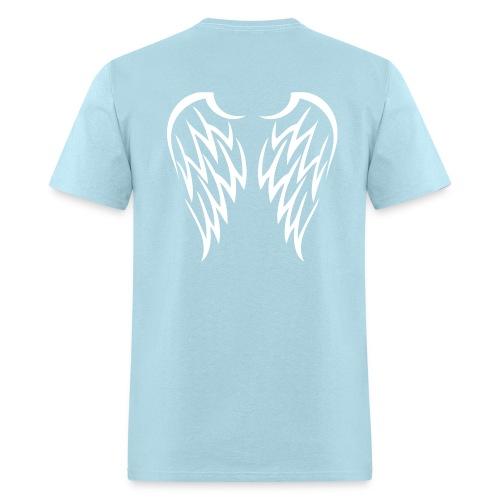 Angel wings - Men's T-Shirt