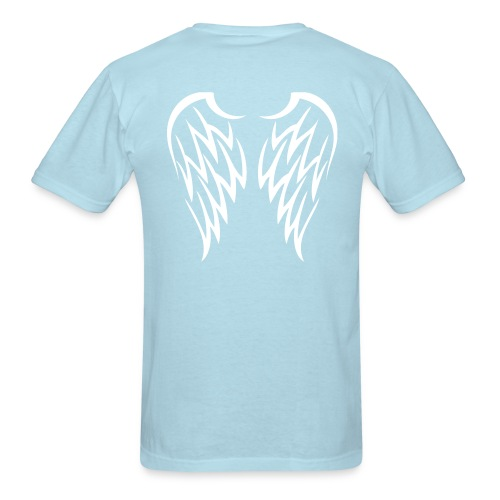Angel wings - Men's T-Shirt