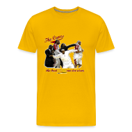 T-Shirts ~ Men's Premium T-Shirt ~ best one man show in  town the cavs