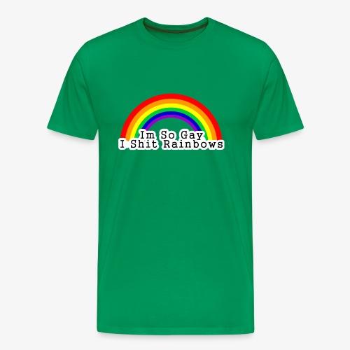 Im So Gay (Light Colored) - Men's Premium T-Shirt