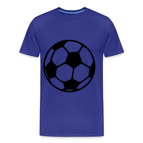 Thirsty soccer t - Men's Premium T-Shirt