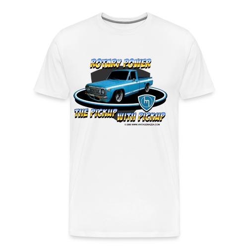 Mazda Rotary Pickup (REPU) - Men's Premium T-Shirt