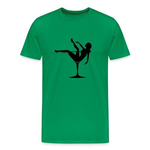 Lady Glass - Men's Premium T-Shirt
