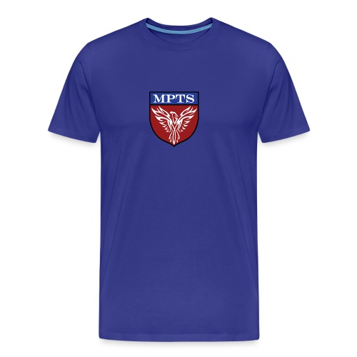 Myers Park Traditional School - Men's Premium T-Shirt