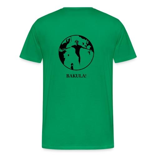 Frontula=Bakula - Men's Premium T-Shirt