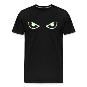 Spooky Eyes T Shirt - Men's Premium T-Shirt