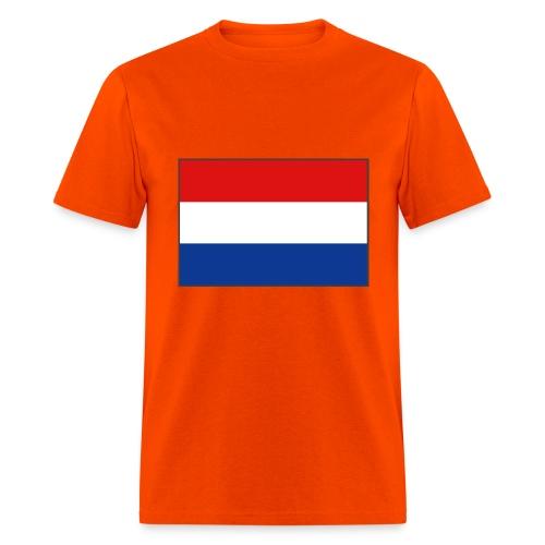Holland - Flag - Men's T-Shirt