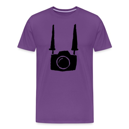 Photography - Men's Premium T-Shirt