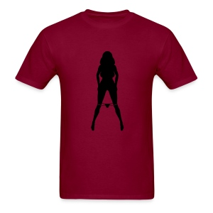 strip tease - Men's T-Shirt