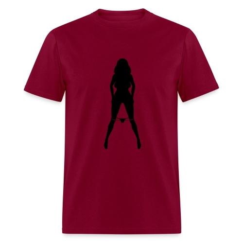 strip tease - Men's T-Shirt