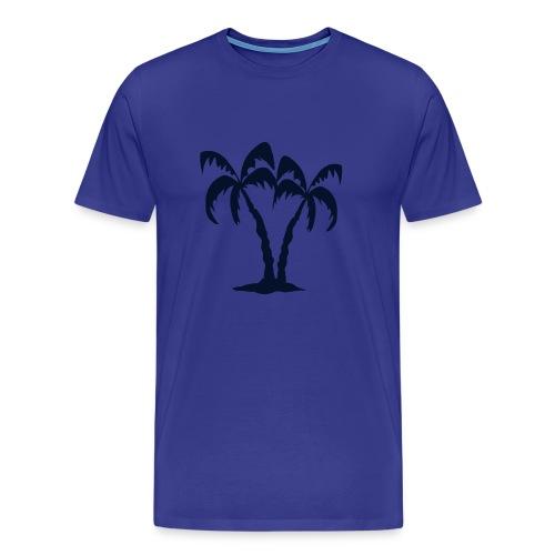 Palmas - Men's Premium T-Shirt