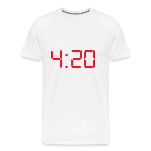 4/20 - Men's Premium T-Shirt