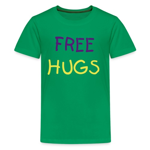 FreeHugs enfants - Kids' Premium T-Shirt