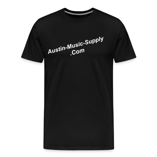 austin-music-supply.com 3 - Men's Premium T-Shirt