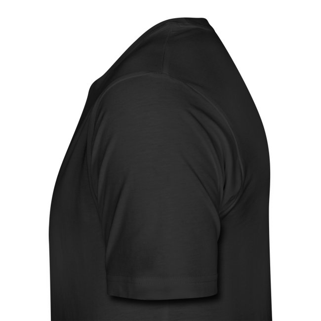 Karn's black T-shirt