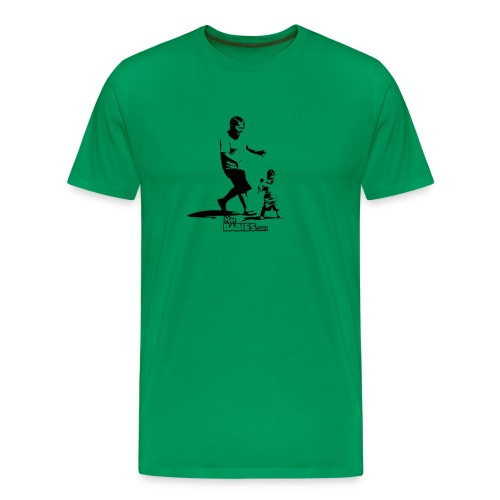 ManBabies.com Men's Tee - Men's Premium T-Shirt