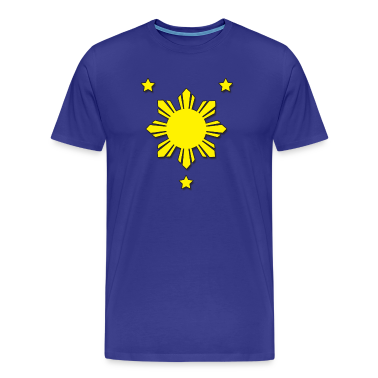 Philippine Flag - Stars and Sun