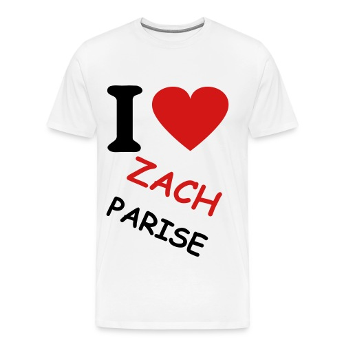 parise tee - Men's Premium T-Shirt
