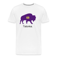 T-Shirts ~ Men's Premium T-Shirt ~ Tatonka.