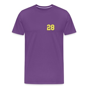 Purple Jesus - Men - Men's Premium T-Shirt