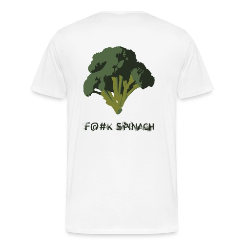 F@#K Spinach - Men's Premium T-Shirt