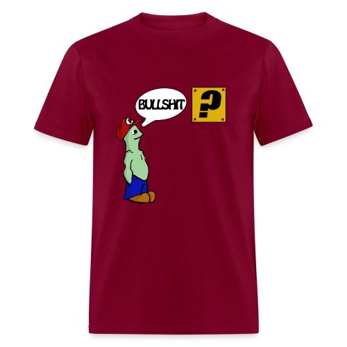SkinMod- Mario - Men's T-Shirt