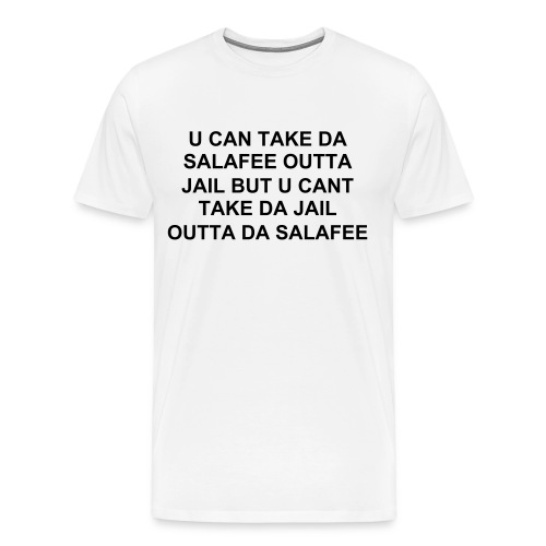 JAIL SALAFEE - Men's Premium T-Shirt