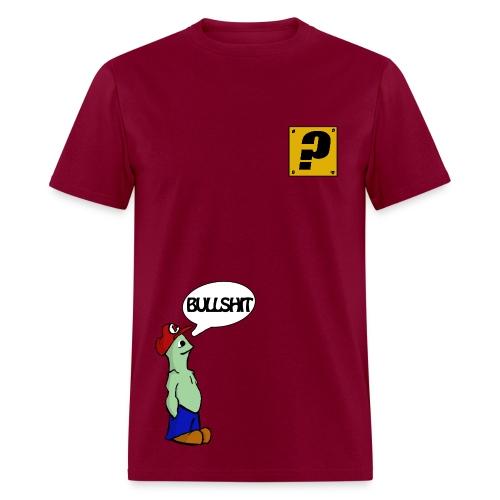 SkinMod- Mario 2 - Men's T-Shirt
