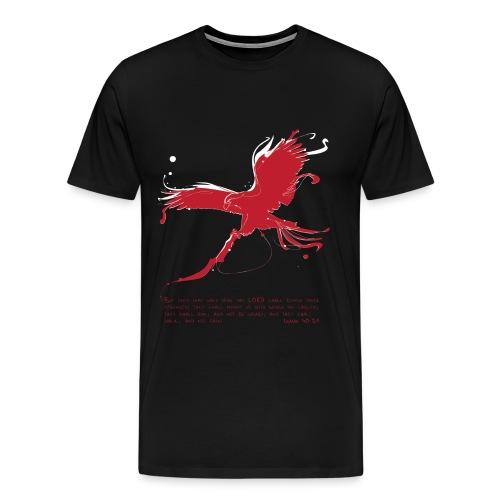 Eagle wings - Men's Premium T-Shirt