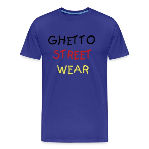 I Heart Ghetto Street Wear - Men's Premium T-Shirt