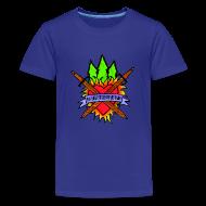 Kids' Shirts ~ Kids' Premium T-Shirt ~ Kids' Bay Area Shakespeare Camp Color Logo Color Tee