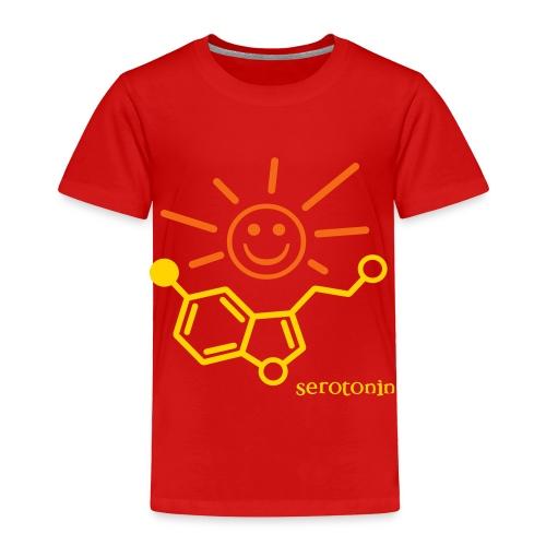 Serotonin Sun Toddler Shirt - Toddler Premium T-Shirt