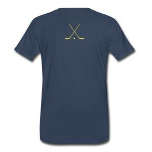 Buffalo Hockey - Men's T-shirt - Men's Premium T-Shirt