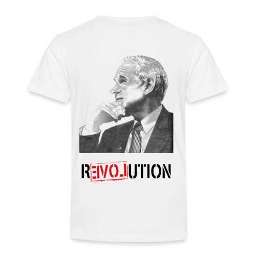 Ron Paul Revolution - Toddler T-Shirt - Toddler Premium T-Shirt
